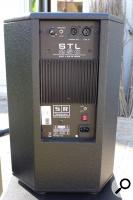 L'arrière d'une STL250A